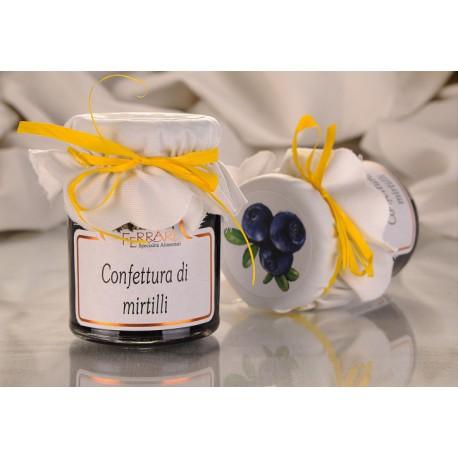 Confettura di mirtilli 100g