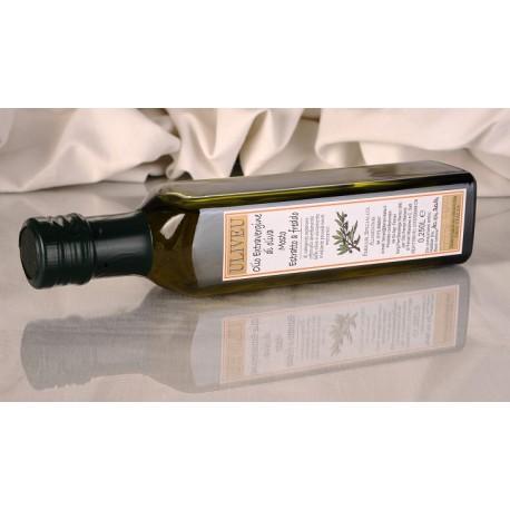 OLIO EXTRAVERGINE di oliva mosto l.0,25