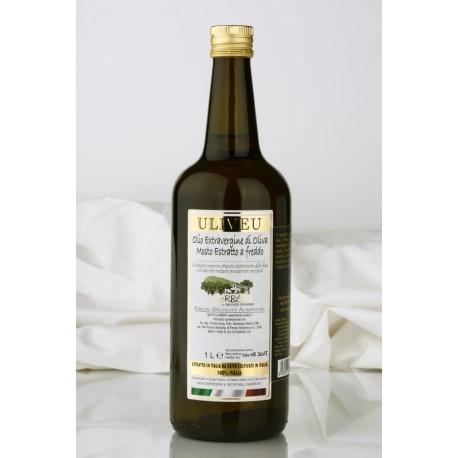 OLIO EXTRAVERGINE di oliva mosto l.1 tappo a vite