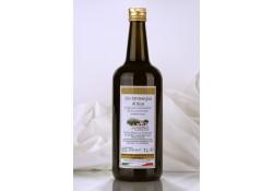 Olio Extravergine di oliva filtrato l.1