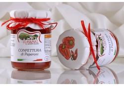 Confettura di peperoni 110 g