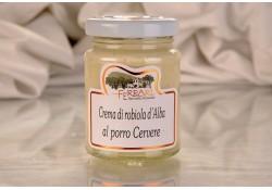 Crema di Robiola d'Alba al porro Cervere 90g