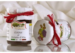 Cugnà with Dolcetto d'Alba DOC wine 110g
