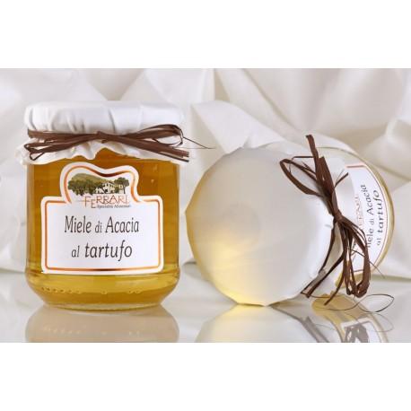 Miele di acacia al tartufo 250 g