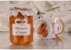 Albicocche all'Arneis (snocciolate) 330g