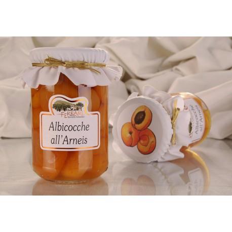 Apricots in Arneis wine 330g