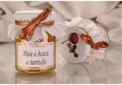 Miele di acacia al tartufo 120g