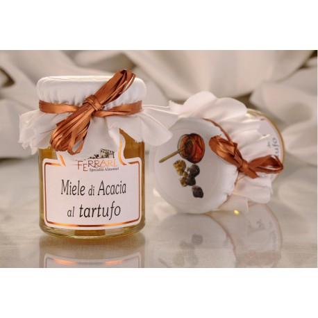 Acacia honey with truffle 120g