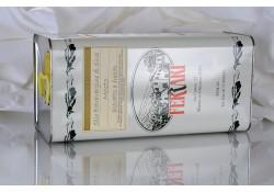 Olio Extravergine di oliva Liguria mosto 5L