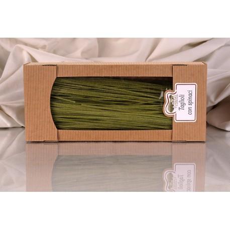 Tajarin agli spinaci 250g