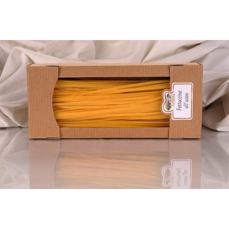 Fettuccine with eggs 250g