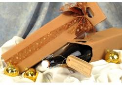Bottiglia Olio in scatola singola